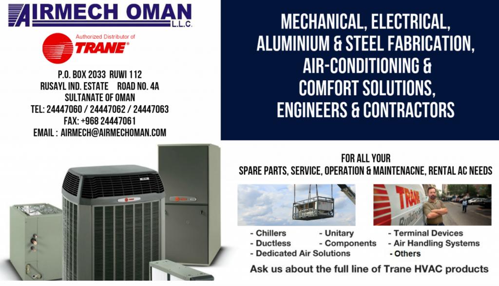 Airmech Oman LLC - Oman Made
