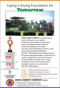 Oman Cement Co SAOG