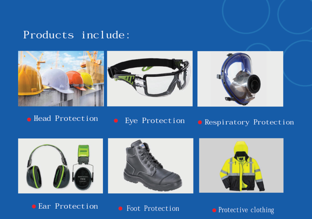 Frontier Safety Supply Centre - Oman Made
