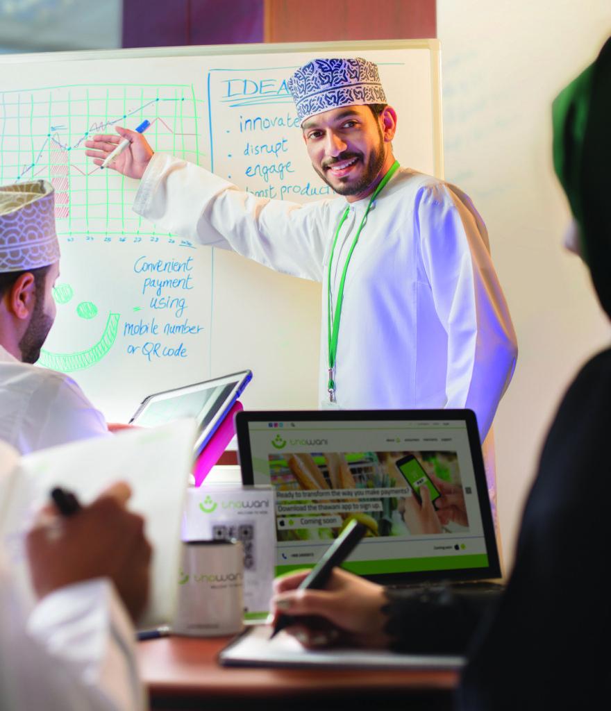 Omantel Background