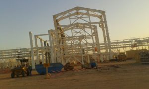 Dhofar Structures and Iron industries LLC