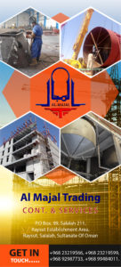 Al Majal Est. Trading, Cont. & Services