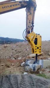 excavator rock breaker china supplier hydaulic Tools hydraulic breaker suit for 3~55ton excavator
