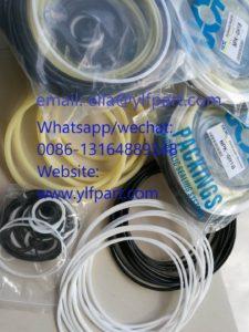 Everdigm EHB20 EHB23 EHB25 EHB30 EHB40 EHB50 hyraulic jack hammer breaker parts seal kits supplier