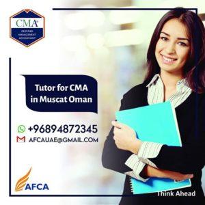 CMA USA teaching Academy in Muscat Oman